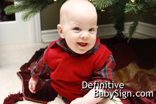 DefinitiveBabySignCom - Christmas